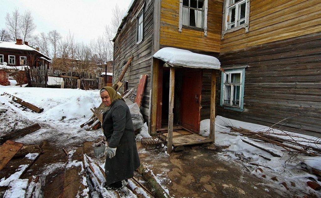 Бідність і цвіль: у мережі одним відео показали всю суть Росії