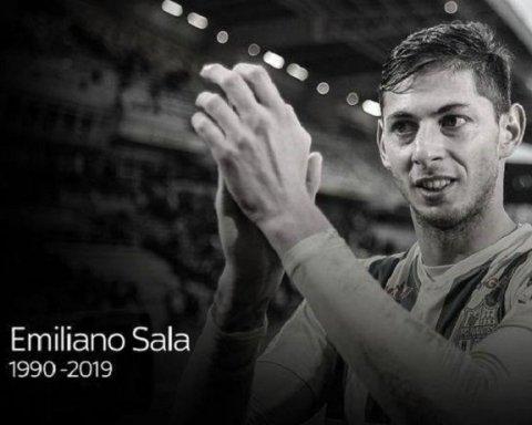 Загибель Еміліано Сали: у мережі з'явилося емоційне фото, присвячене футболісту