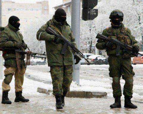 Немедленное возмездие: на видео показали смертельный удар по боевикам на Донбассе