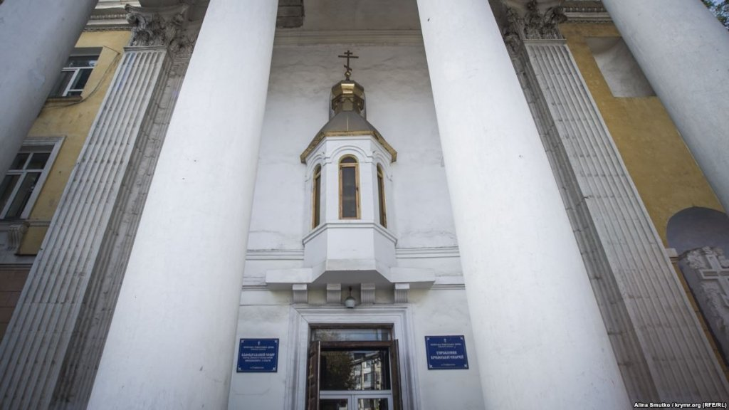 """Томос: окупанти хочуть """"обміняти"""" Крим на храми ПЦУ"""