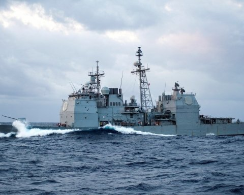 Біля узбережжя США зіткнулися два кораблі: подробиці аварії