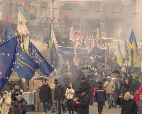 Кривава річниця Майдану: українцям нагадали, як це було