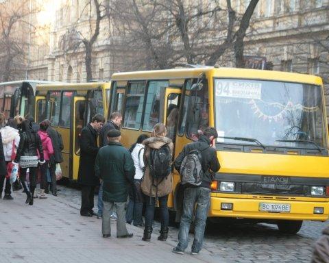 Во Львове жестко наказали водителя, который выгнал ребенка из маршрутки: фото