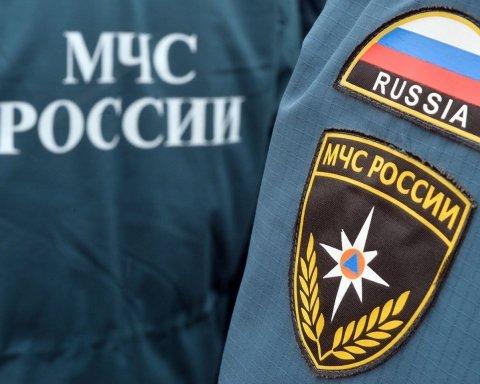 Обвал перекриття університету в Росії потрапив на відео: важливі деталі