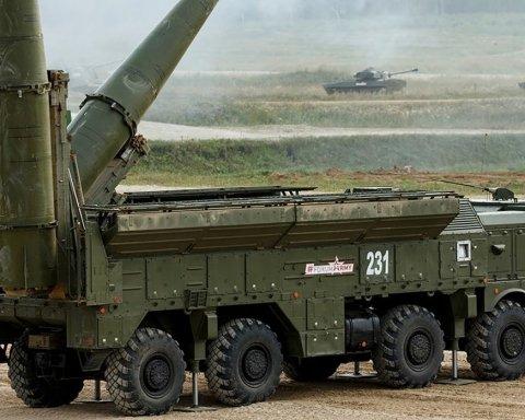 Російська зброя неподалік від кордонів України: з'явилися нові важливі дані