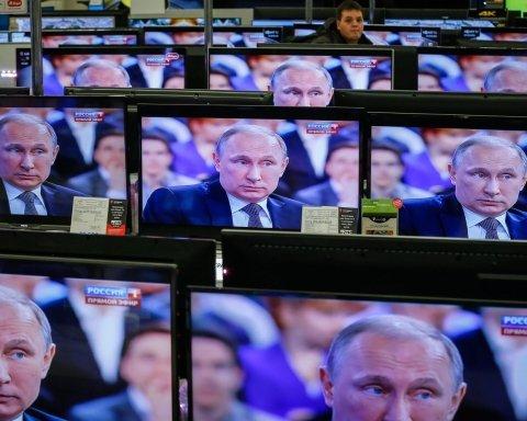 Охоронець Порошенка поставив на місце путінського пропагандиста, у Росії істерика: фото