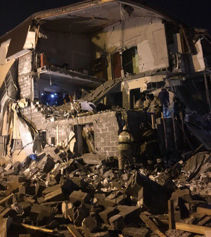 У Росії вибухнув житловий будинок, є жертви: перші подробиці, фото і відео