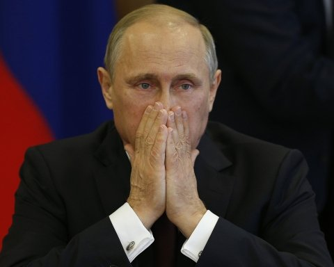 Казковий водолаз: фото Путіна у батискафі підірвало мережу