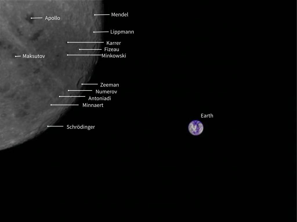 Спутник сфотографировал Землю за «невидимой» стороной Луны: невероятный кадр