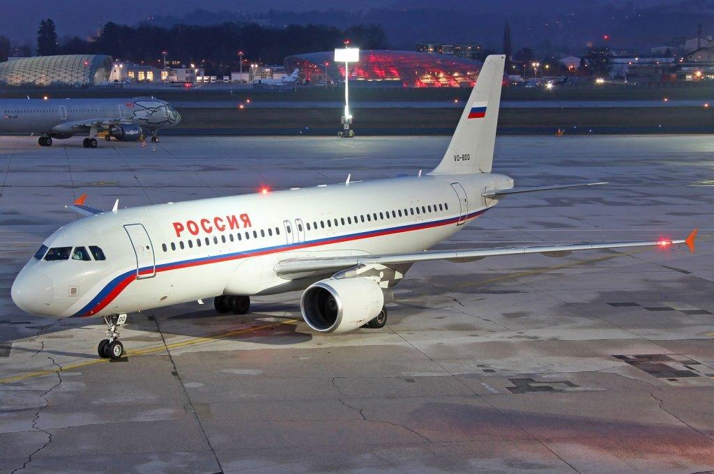 У Росії зіткнулися два літаки: перші подробиці і фото з місця НП