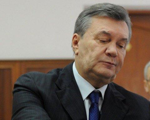 Янукович звинуватив Україну у втраті Криму: скандальна заява президента-втікача