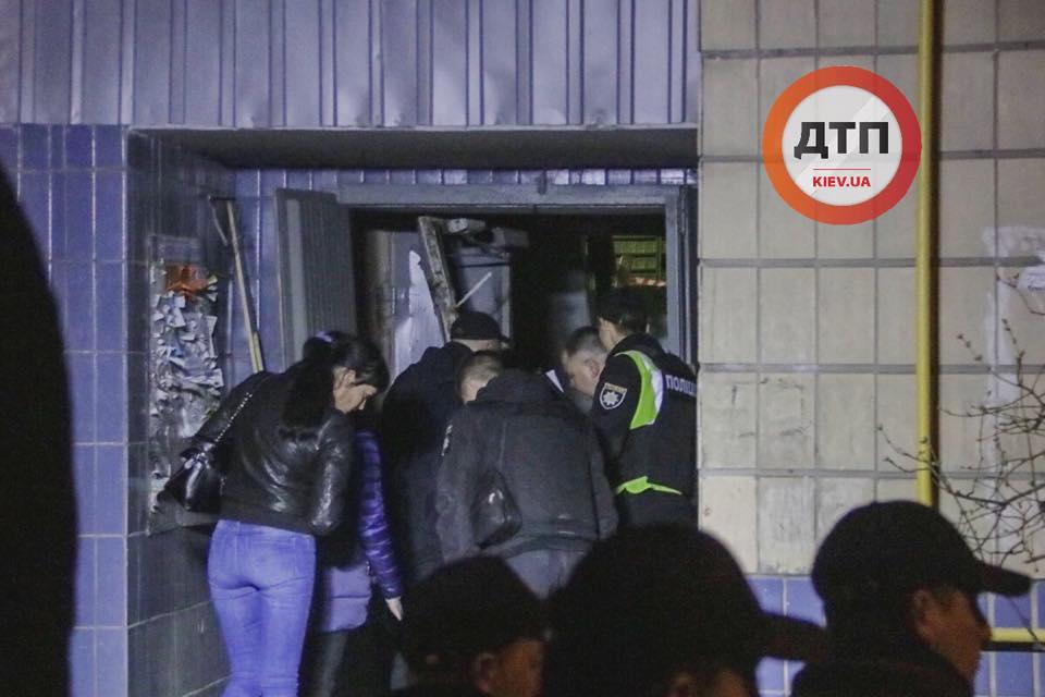 Потужний вибух у Києві: з'явилися дані про постраждалих і нові фото
