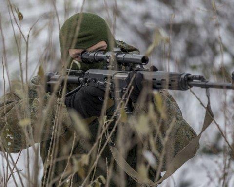 Боевики 11 раз нарушили «тишину», ранен украинский боец