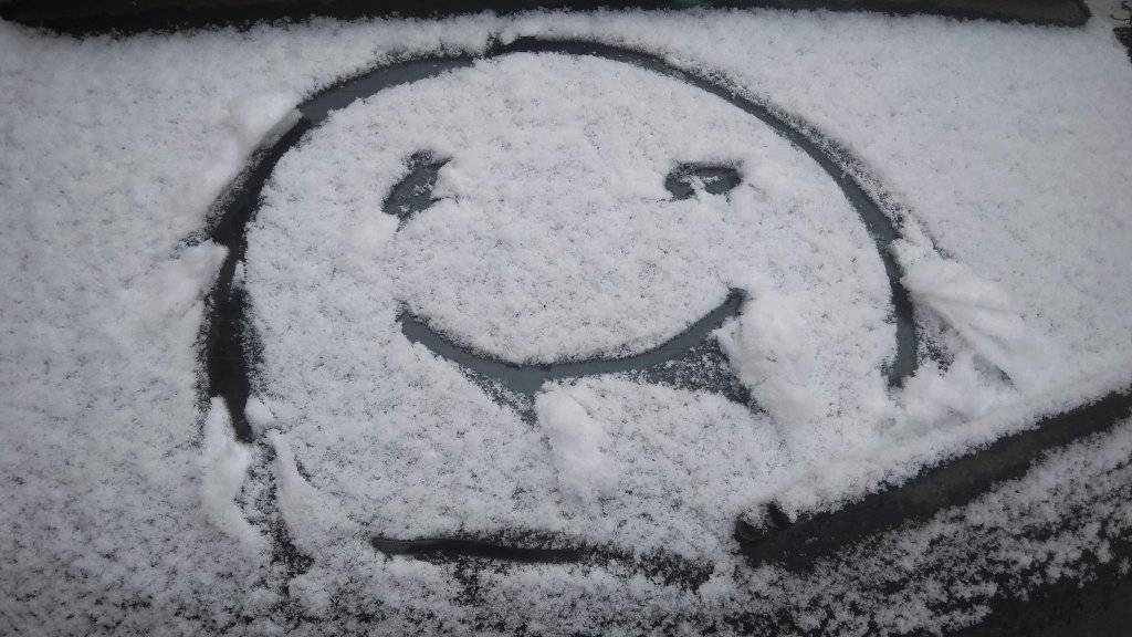 Синоптик назвал дату, когда в Украине выпадет первый снег