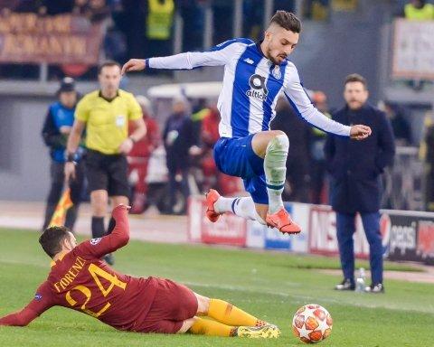 Порту – Рома: де дивитися онлайн матч Ліги чемпіонів