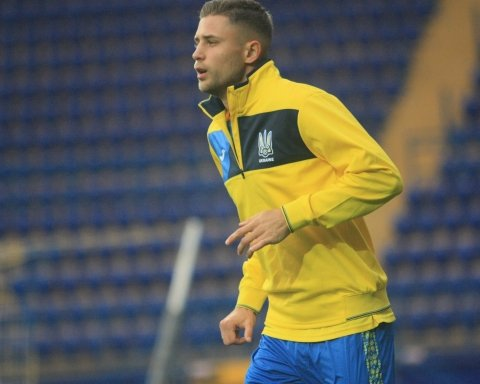 Люксембург — Украина: команда Шевченко получила еще одну потерю