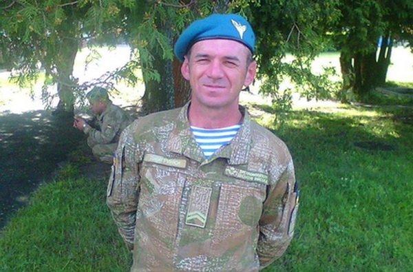 У Житомирі помер український десантник: що сталося
