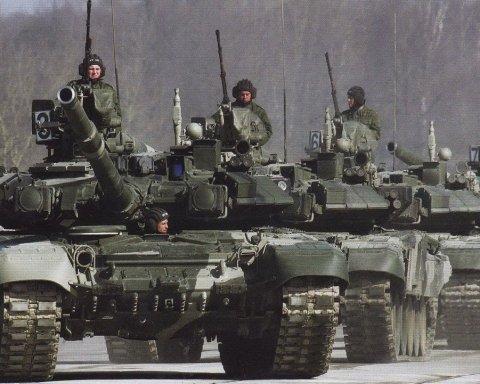 Біля кордонів України помітили військову техніку Путіна: з'явилося тривожне відео