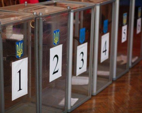 Нарушение на нарушении: в Винницкой области не хватает урн для голосования