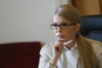 Юлія Тимошенко: Повернемо мир, відродимо Донбас і захистимо переселенців