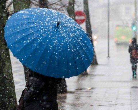 Киев накроет снегом: синоптик дала тревожный прогноз погоды