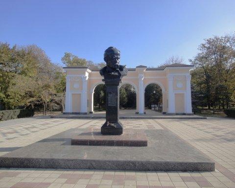 Как в оккупированном Крыму отмечали день рождения Шевченко: появилось странное видео
