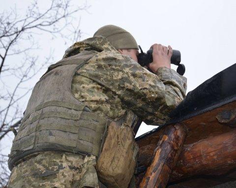 Одним пострілом: українські військові показали нове відео знищення бойовиків на Донбасі