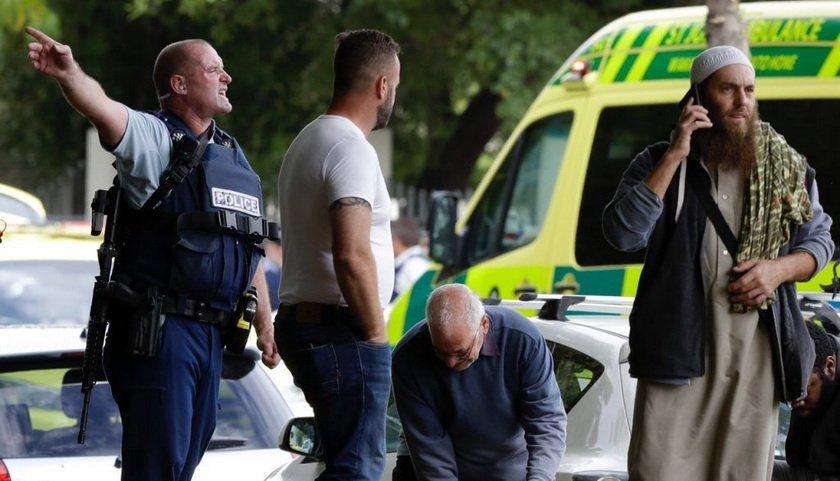 Теракт у Новій Зеландії: з'явилось відео, як нападник розстрілював жертв