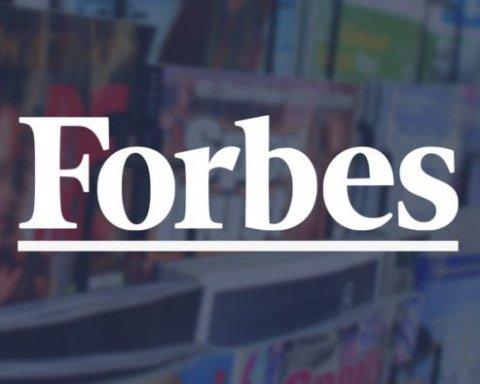 Forbes назвав найвисокооплачувану знаменитість року