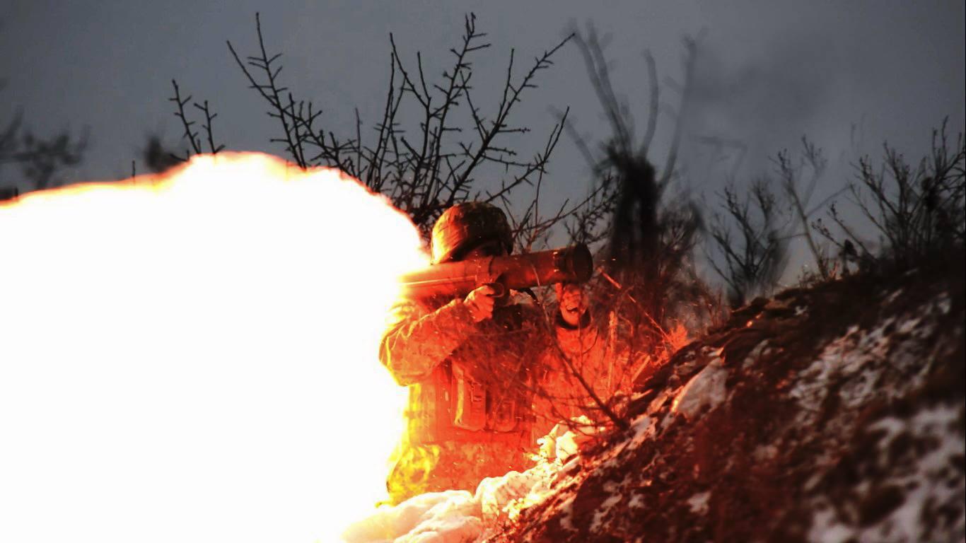 В ЗСУ показали, що залишилося від бойовиків після удару по них: опубліковано фото
