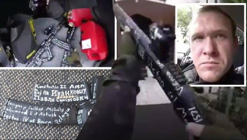 Теракт у Новій Зеландії: вбивця залишив погрози Україні