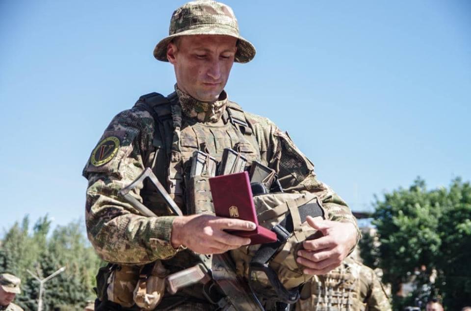 Сотни погибших: озвучены потери Нацгвардии в войне на Донбассе