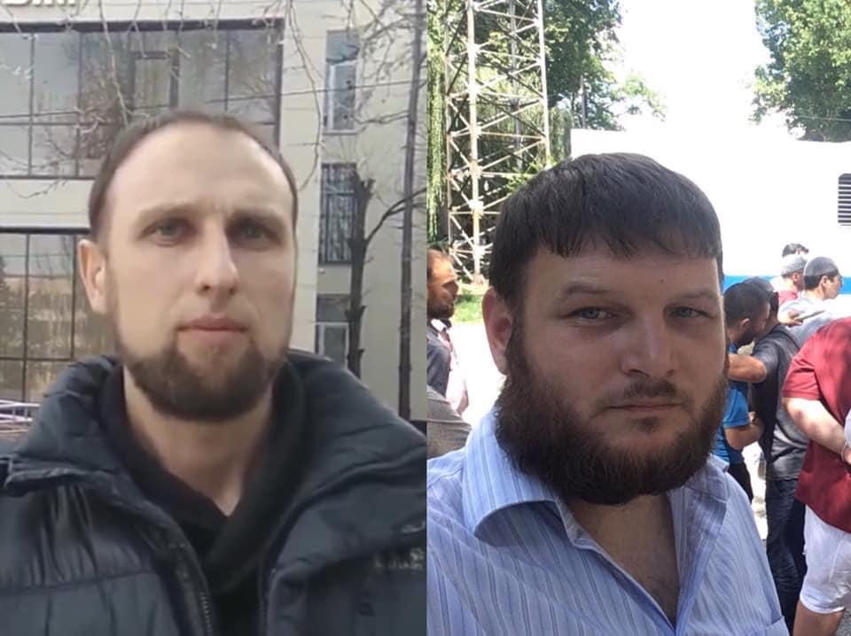 Путінські силовики затримали відомих активістів на кордоні з окупованим Кримом