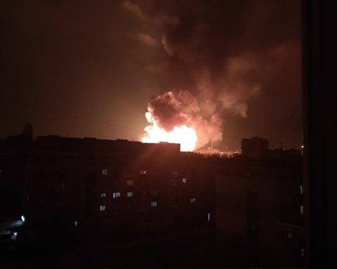 В Кропивницком прогремело несколько взрывов, что происходит: первые подробности, фото и видео