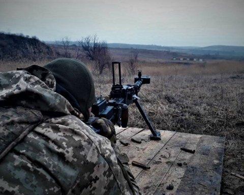 Минус один: появилось видео «работы» снайпера ВСУ по врагу на Донбассе
