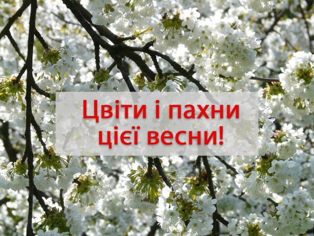 З першим днем весни: найкращі привітання і листівки