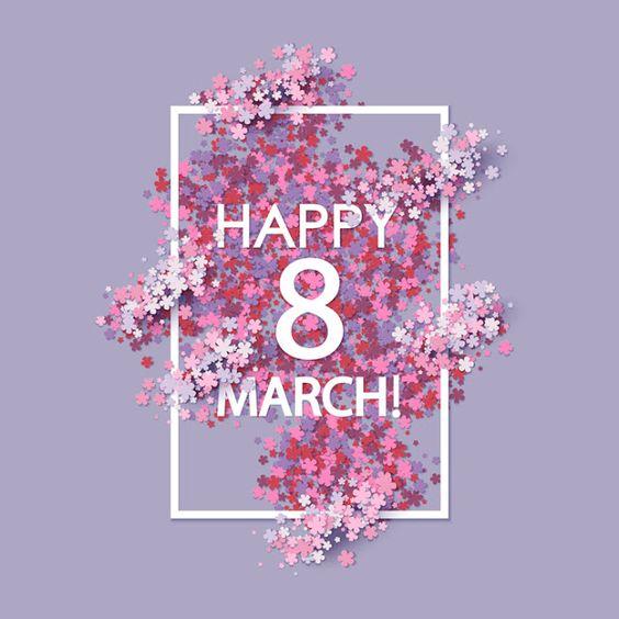Вітання з 8 березня і листівки, які сподобаються жінкам
