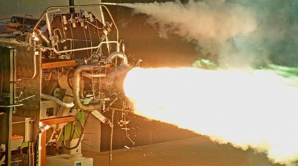Україна допоможе США підкорити космос: яскраві кадри випробувань