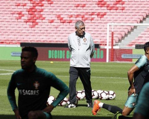 Евро-2020: в сборной Португалии признались, что будет, если Украина победит в матче квалификации