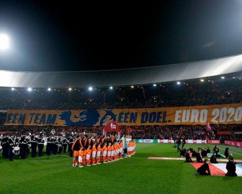 Нидерланды — Германия: где смотреть онлайн матч квалификации Евро-2020