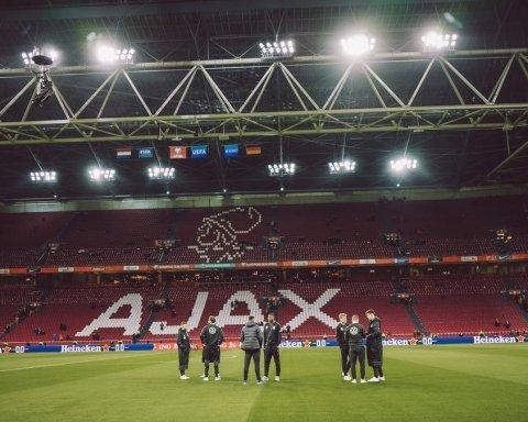 Нидерланды — Германия: стартовые составы на матч квалификации Евро-2020