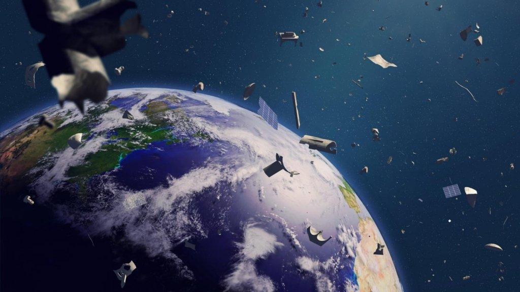 Земля в плену мусора: в ЕSA показали, что происходит на орбите