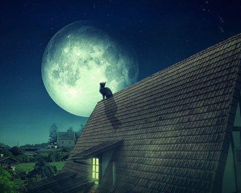 У день весняного рівнодення українці побачать дивовижний Місяць