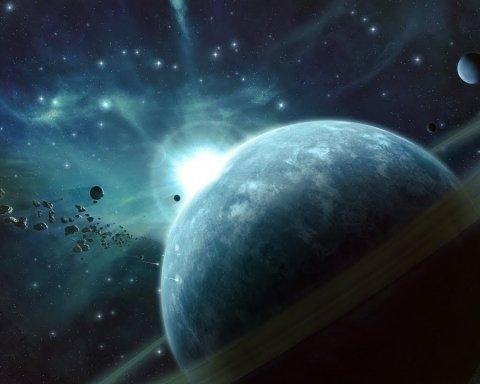 Дивовижний Нептун: астрономи помітили народження потужної бурі на крижаному гіганті