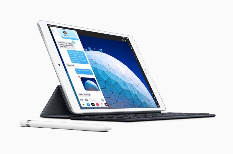 Apple представила два новых iPad: фото, видео и характеристики