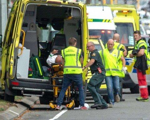 Бойня в Новой Зеландии: опубликовано видео первых минут после атаки, число жертв резко возросло