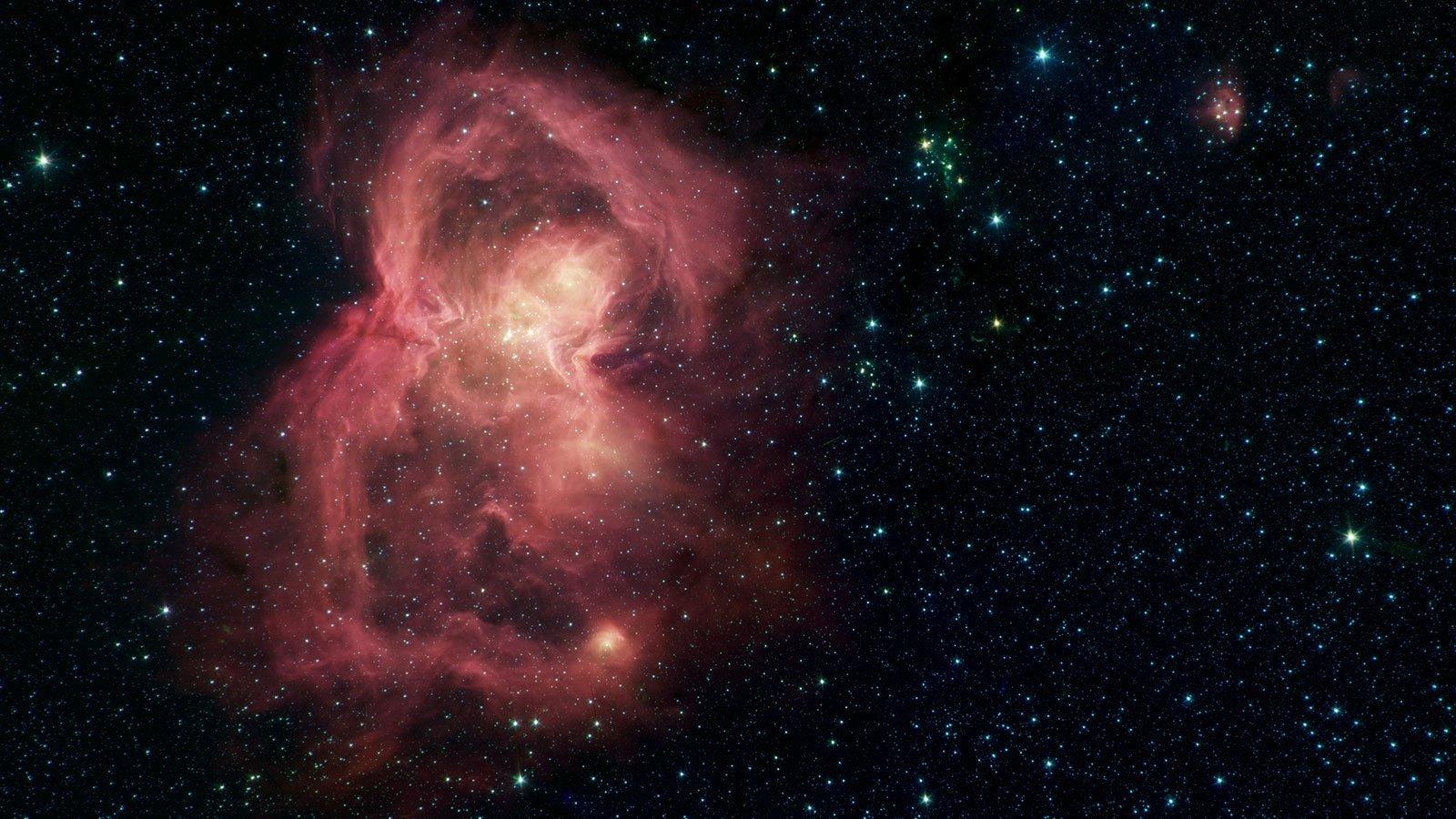 Будинок сотень нових зірок: в NASA показали неймовірний космічний знімок