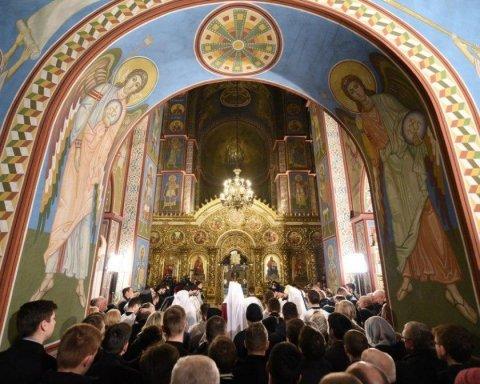 Меньше всего — у московского патриархата: украинцы назвали рейтинг доверия к церквям