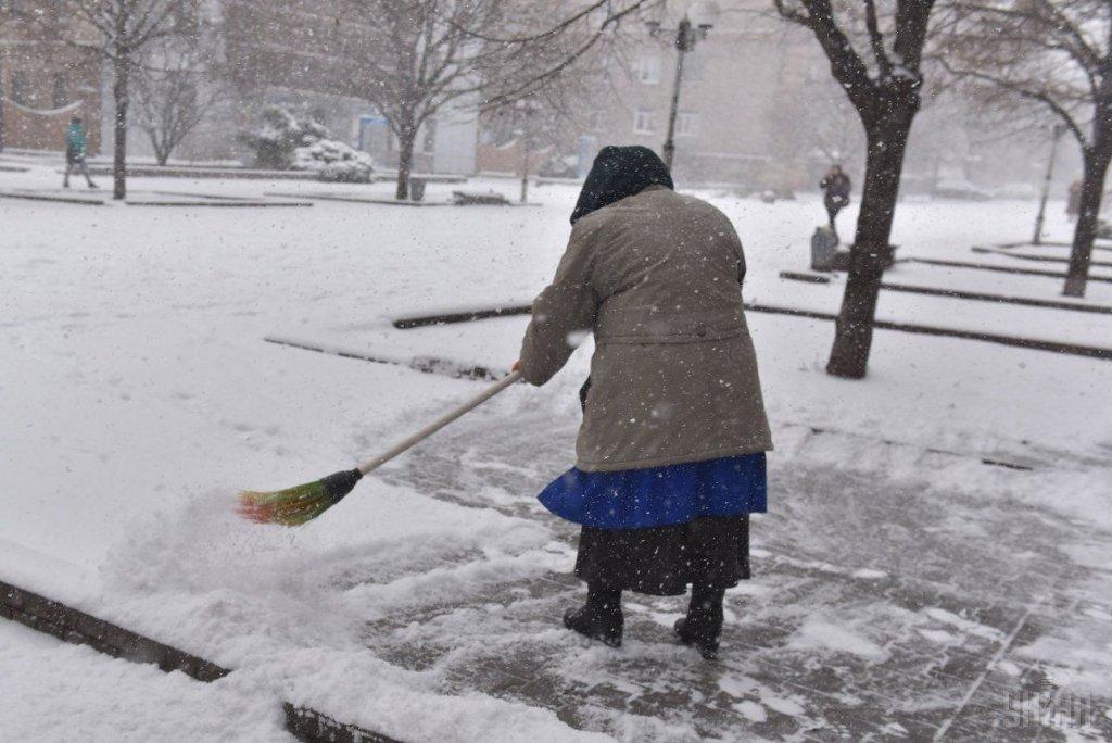 Завтра в Украине будет чрезвычайно травмоопасная погода: подробности