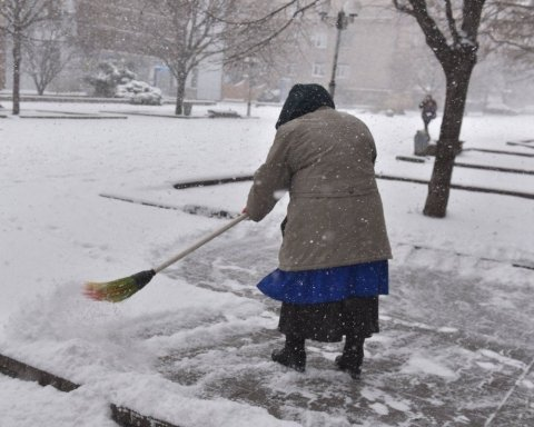 Готуйтеся мерзнути: синоптики озвучили прогноз погоди на сьогодні